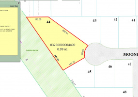 710 Moon Beam Ln,Francis Creek,Wisconsin 54214,Land/Lots,Moon Beam,1337