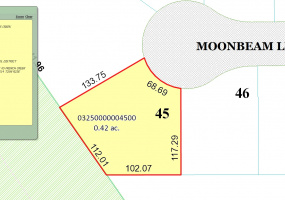711 Moon Beam Ln,Francis Creek,Wisconsin 54214,Land/Lots,Moon Beam,1338