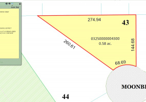 714 Moon Beam Ln,Francis Creek,Wisconsin 54214,Land/Lots,Moon Beam,1339