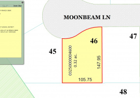 715 Moon Beam Ln,Francis Creek,Wisconsin 54214,Land/Lots,Moon Beam,1340