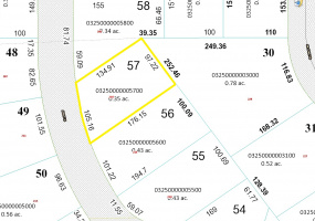 210 Abby Ln,Francis Creek,Wisconsin 54214,Land/Lots,Abby,1347