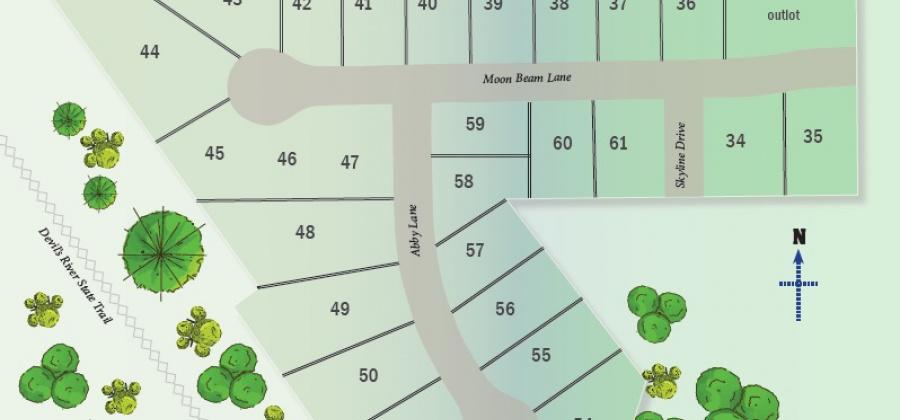 222 Abby Ln,Francis Creek,Wisconsin 54214,Land/Lots,Abby,1352