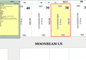 904 Moon Beam Ln,Francis Creek,Wisconsin 54214,Land/Lots,Moon Beam,1357