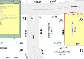 919 Moon Beam Ln,Francis Creek,Wisconsin 54214,Land/Lots,Moon Beam,1361